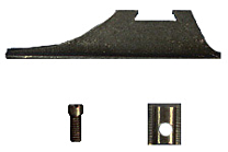 452 FRONT SIGHT RAMP FOR PEEP SIGHT