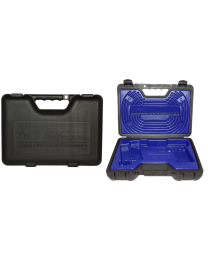 MOLDED PLASTIC SEMI-AUTO HANDGUN CASE