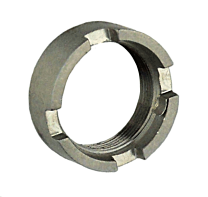 DW SMALL FRAME BARREL NUT, STAINLESS STEEL