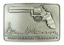 DAN WESSON 50TH ANNIVERSARY BELT BUCKLE